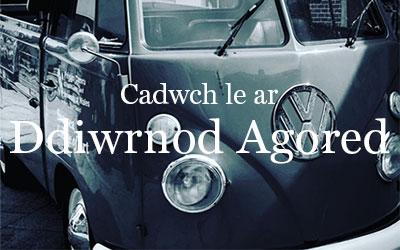 Cadwch le ar Ddiwrnod Agored