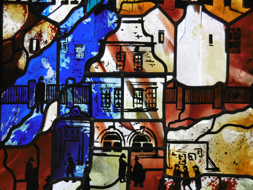 Sarah Knighton Stained Glass