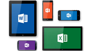 Office across devices