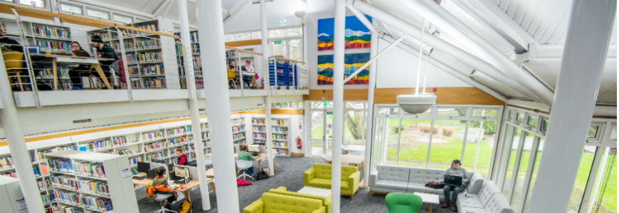 Carmarthen Library University Of Wales Trinity Saint David