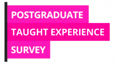 Postgraduate Taught Experience Survey Logo