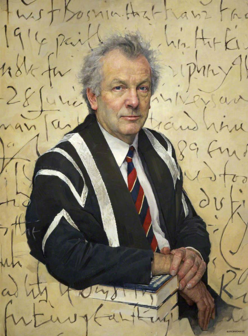 Portrait of Professor Keith Robbins