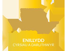 Enillydd Cyrsiau a Darlithwyr