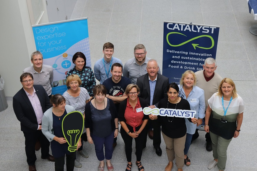 The University of Wales Trinity Saint David (UWTSD) through The Catalyst project, is continuing the University's support for business in response to the impact of Covid-19.