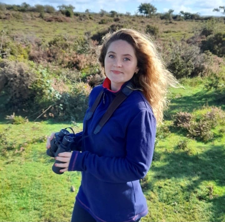 Casey-Jo Zammit will start a new role as a ranger, working for the Isle of Gigha Heritage Trust, in November.