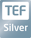 TEF Silver logo