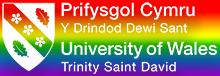 Logo Prifysgol Cymru Y Drindod Dewi Sant